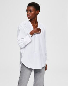 Selected Femme - SLFSANDRA BLUSE - SELECTED FEMME