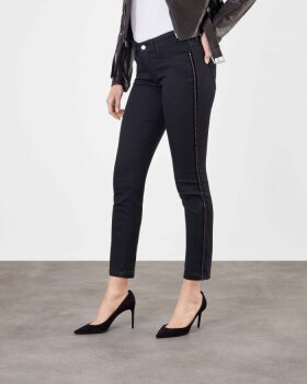 MAC Jeans - DREAM SLIM VELVET GALLOON BUKS - MAC JEANS