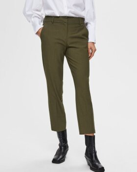 Selected Femme - FRIA MW CROPPED BUKS - SELECTED FEMME